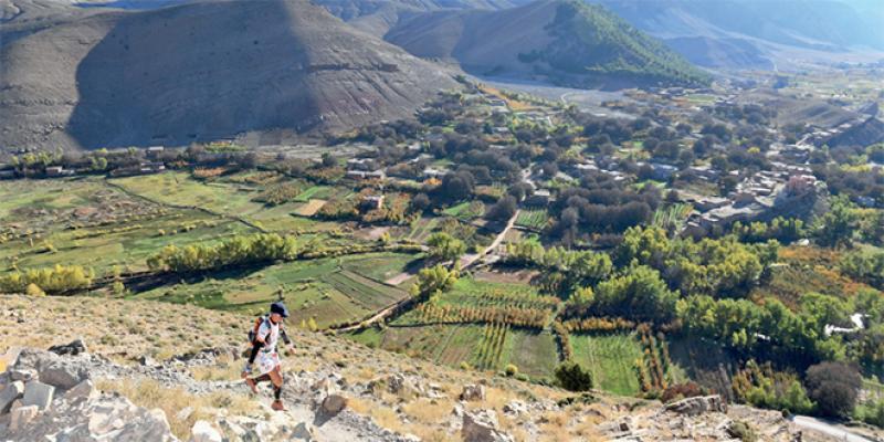 La vallée heureuse d'Aït Bouguemez renoue avec les trippers