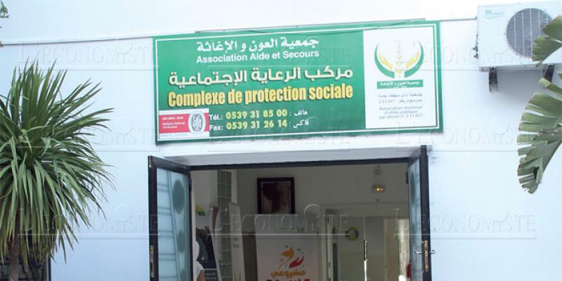 Tanger: Al Awn wa Al Ighata lance Karamaty 2.0