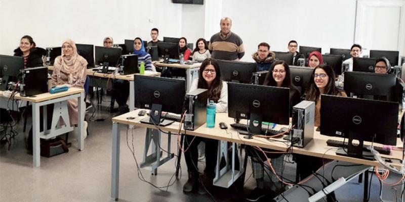 Alten Maroc se mobilise pour l'enseignement