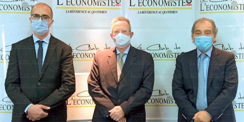 L'ambassadeur de Belgique en visite à Eco-Médias