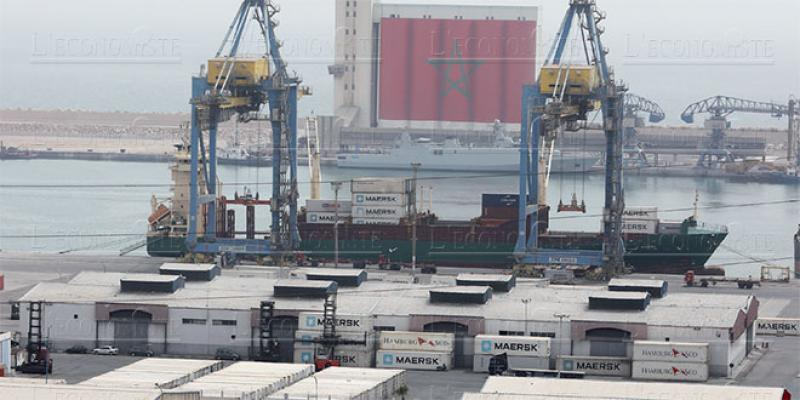 Dossier Agadir - ANP: Le chantier du port polyvalent quasi finalisé