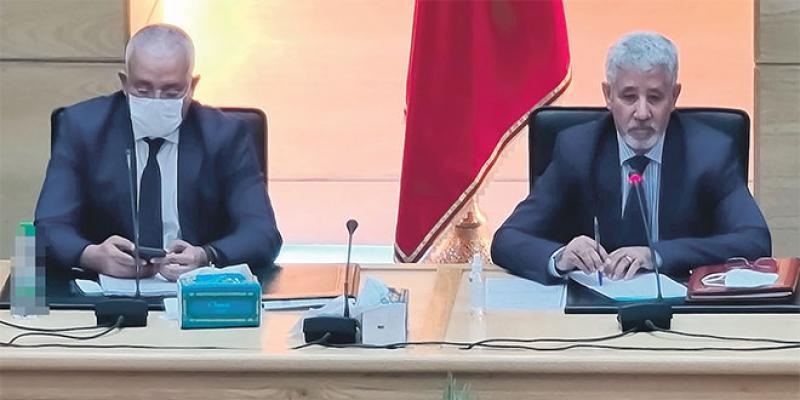 Anssari président de la région Fès-Meknès