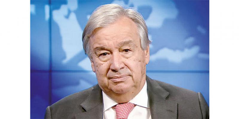 Forum de Davos: L'ONU ne cache pas sa colère