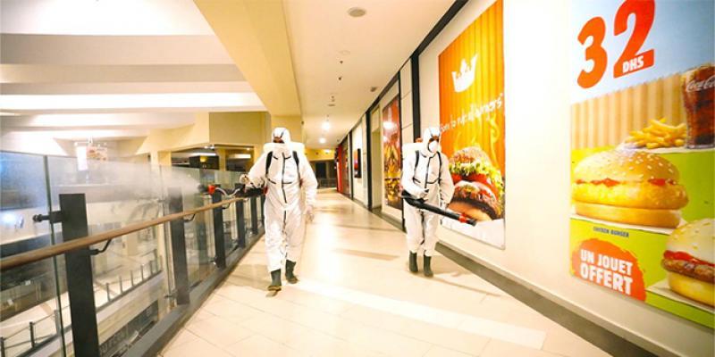 Les centres commerciaux et galeries commerciales du groupe Aradei Capital appliquent strictement les mesures sanitaires dictées par le gouvernement