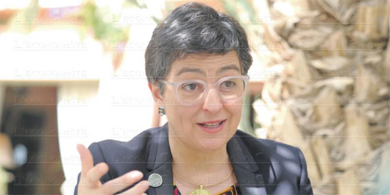 Arancha González, la directrice exécutive du CCI: «Au Maroc, tout est réuni pour accélérer la croissance»