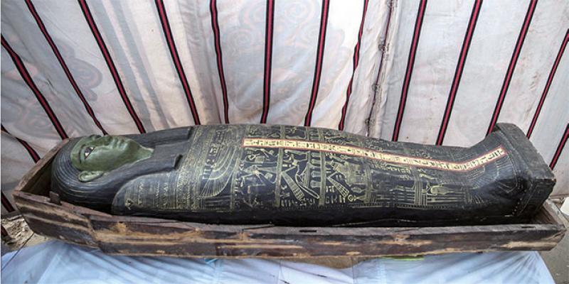 Archéologie: L'Egypte dévoile des trésors trois fois millénaires