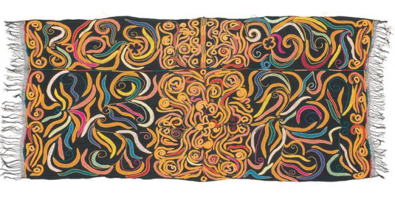 Musée des Confluences: L'art du tissage, un savoir-faire millénaire