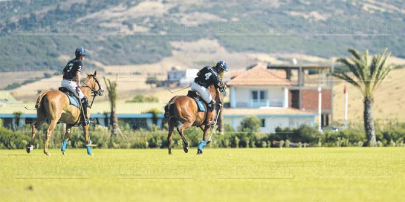 Hermès positionne Asilah dans les radars du polo