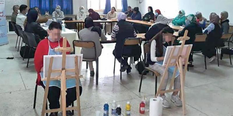 Un programme pour valoriser les talents artistiques des enfants autistes