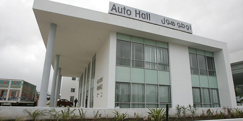 Véhicules d'occasion: Auto Hall lance sa nouvelle marque