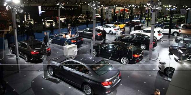 Marché automobile: Le retour à la normale pas avant 1 an et demi