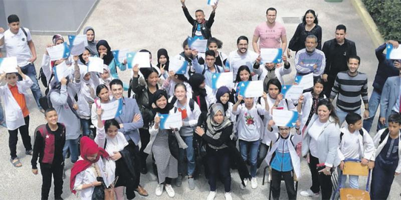 Attijari éduque les jeunes à l'entrepreneuriat
