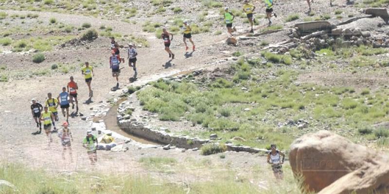 Azilal: Courir pour découvrir la Vallée Heureuse