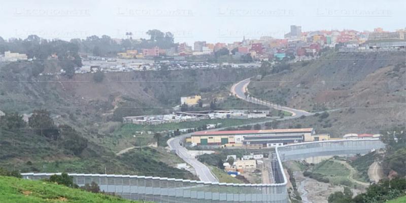 Bab Sebta: La lente agonie des transfrontaliers