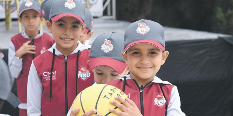 Basket: Tibu cible 4 millions d'élèves