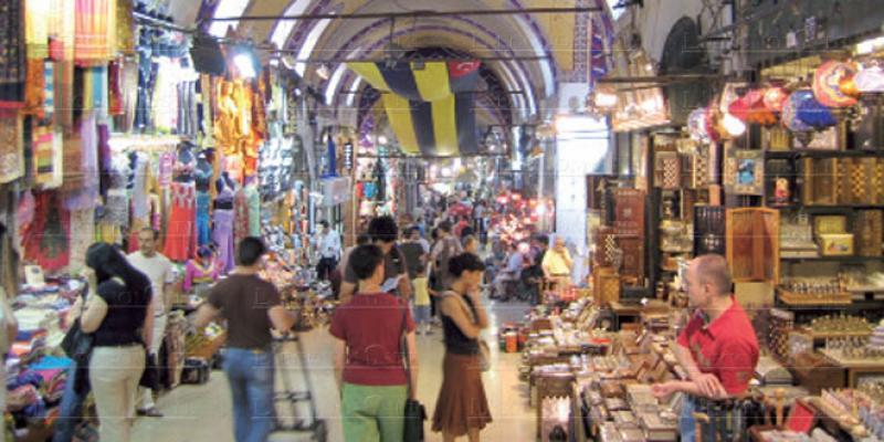 A Istanbul, au détour du grand bazar...
