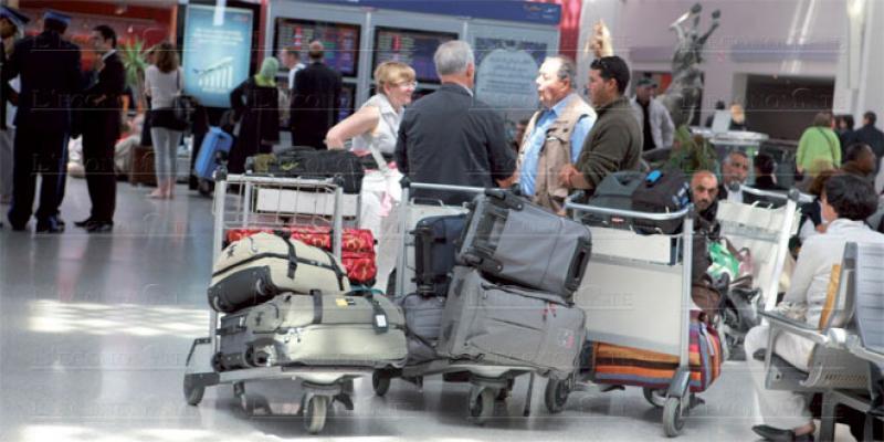Aéroport Mohammed V: L'Intérieur casse la grève des bagagistes