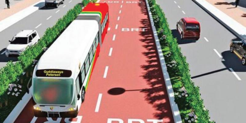 Casablanca/BHNS: Les travaux d'infrastructure pour mai 2020