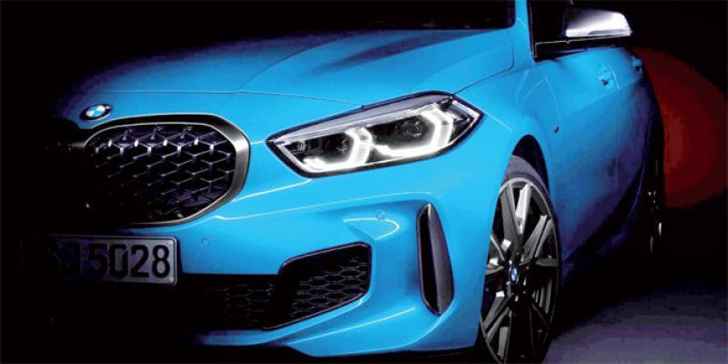 Essai automobile: BMW renouvelle sa Série 1