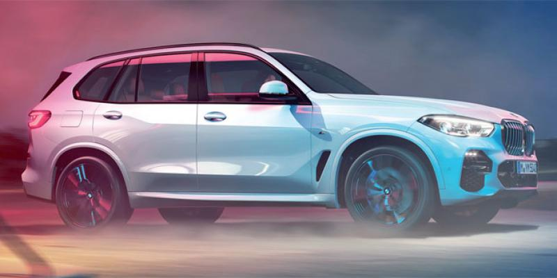 BMW X5: The «Boss» is back
