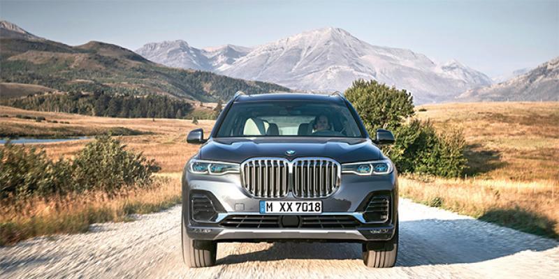 BMW entre dans la 7e dimension