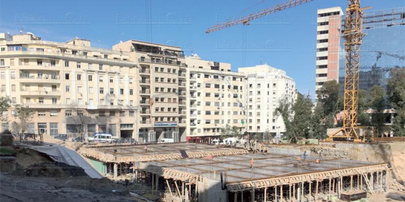 BTP: Les chantiers presque à l'arrêt