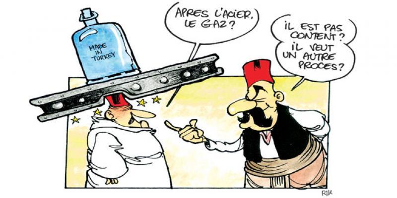 ALE Maroc-Turquie: Une nouvelle bataille, les bouteilles de gaz