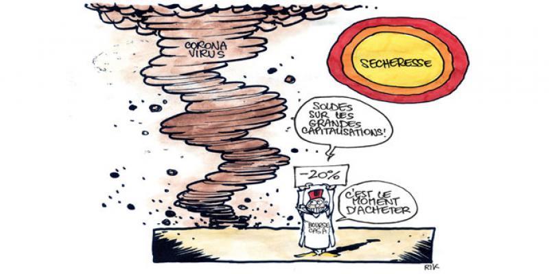 Bourses mondiales: La tempête coronavirus continue de faire des dégâts
