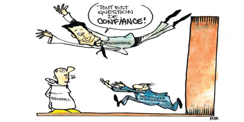 Emprunt international: Le «rating» confiance de Benchaâboun