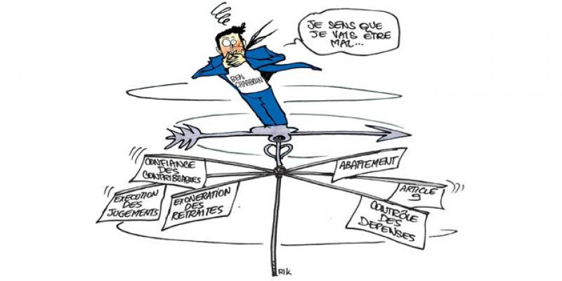 Contrôle fiscal: Des garde-fous pour protéger les contribuables