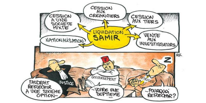 Liquidation Samir: Le puzzle des lobbyistes