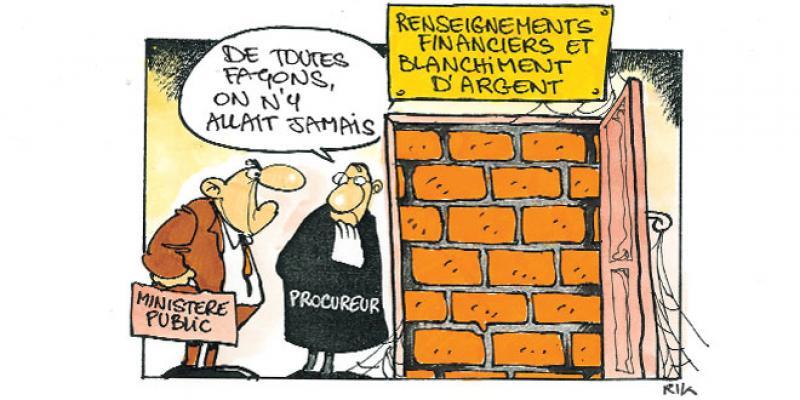 Les procureurs peu mobilisés contre l'argent sale?