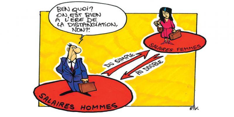 Salaire des cadres: Enormes écarts entre sexes!