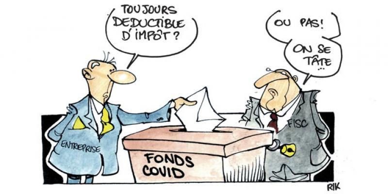 Don au fonds Covid: La douche froide