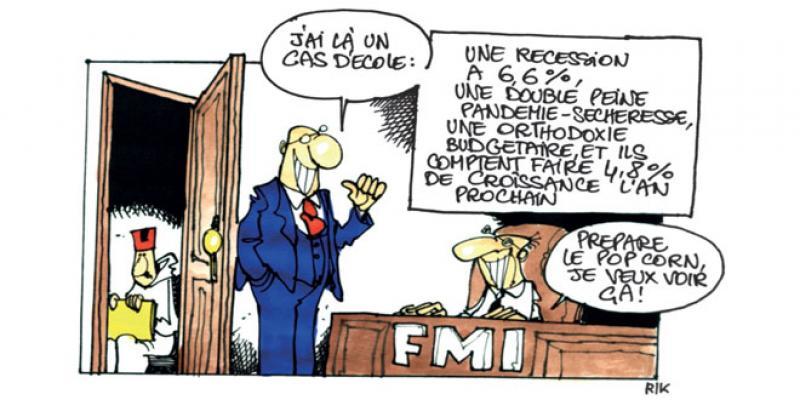 Le FMI alerte sur un resserrement budgétaire précoce