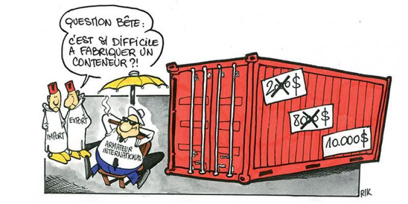 Fret maritime: Les dégâts de la hausse des tarifs