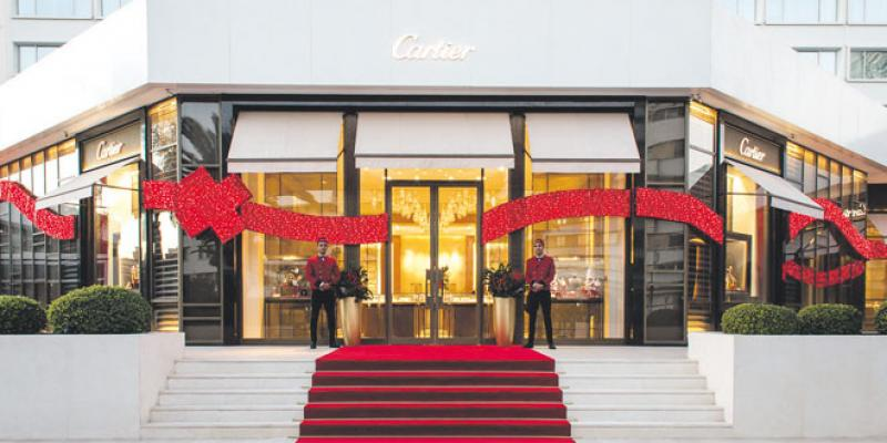 La boutique Cartier souffle sa 1re bougie