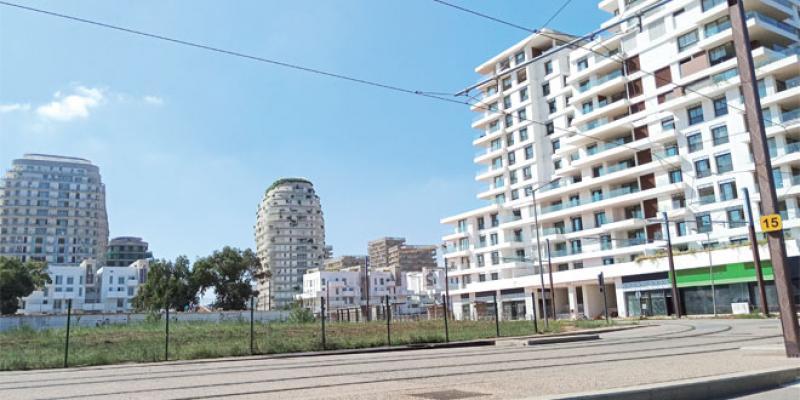 Spécial Casablanca/Casa Anfa: Les premiers buildings prennent vie