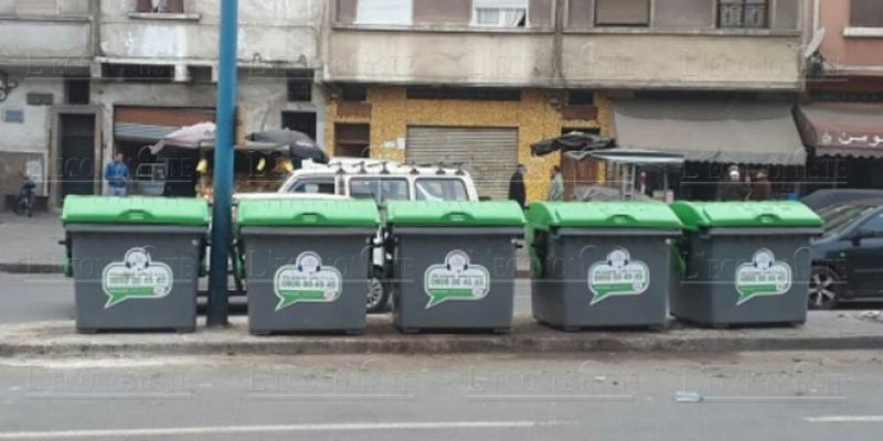 Collecte des déchets à Casablanca: Léger mieux après Sita