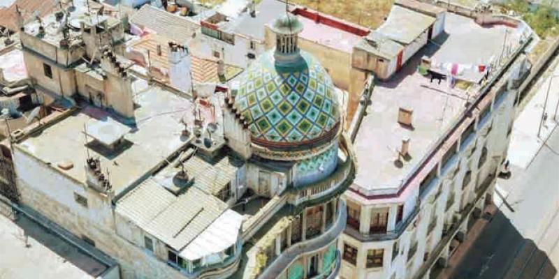Casablanca vue d'en haut: De la poésie dans l'air