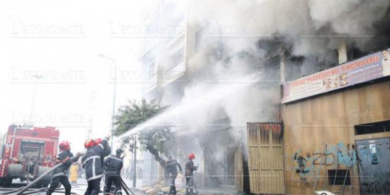 Casablanca: Industries et habitations, le désordre permanent