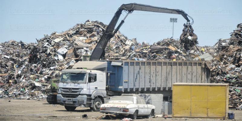 Casa-Settat: Plus de 33 millions de tonnes de déchets/an