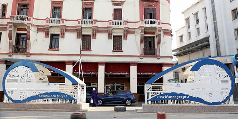 Casablanca: Les toilettes publiques confiées à une SDL