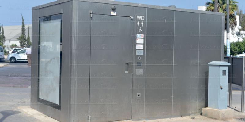 Casablanca: Enfin des toilettes publiques!