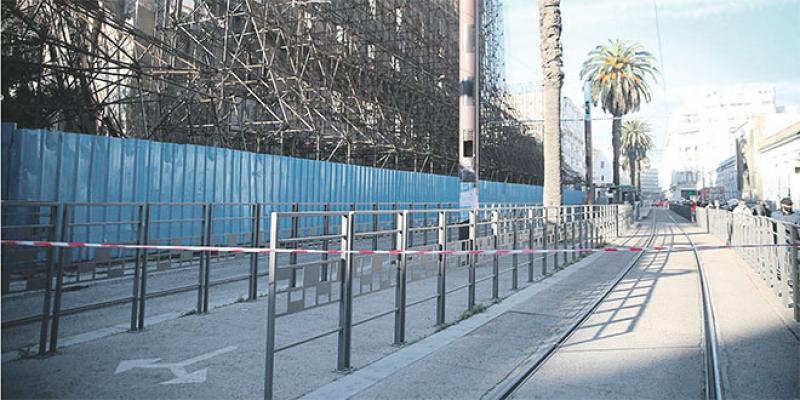 Casa-Tram: La ligne 1 reprend du service