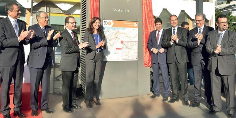 Casa-Tram: AMI pour le «naming» des stations