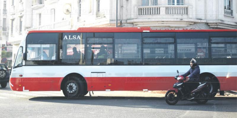 Casablanca: Les bus d'occasion en phase de rodage