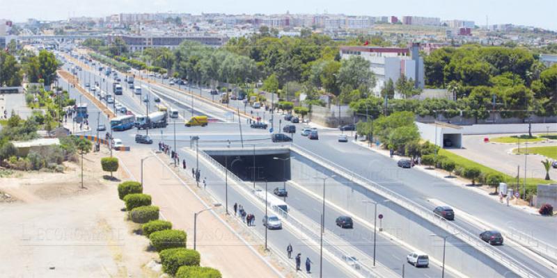 Casablanca: Le Noeud «A» opérationnel ce mois-ci