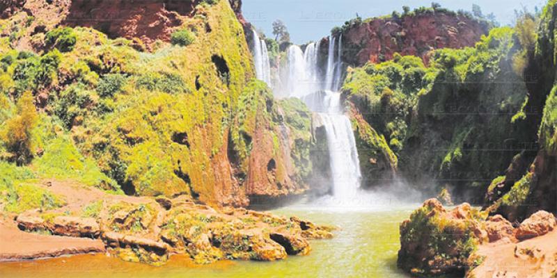 Tourisme La renaissance de Béni Mellal