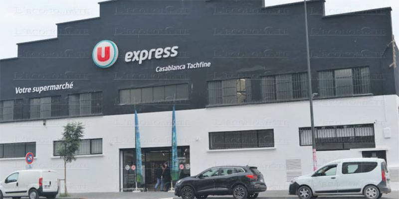 Cash & carry: L'enseigne U Express s'implante à Casablanca
